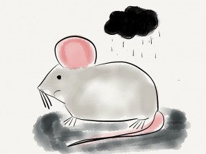 Depressed mice